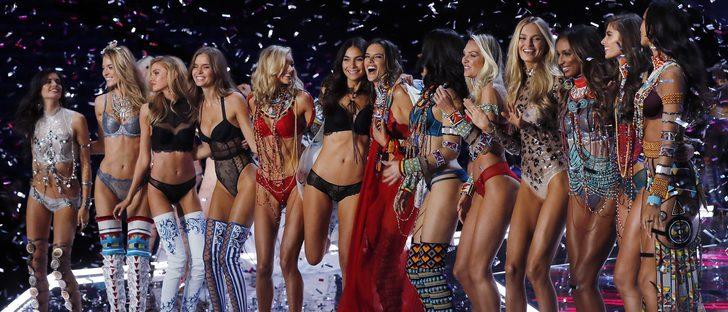 Así ha sido el Victoria's Secret Fashion Show 2017 en Shanghai