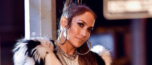 Jennifer Lopez será la nueva chica Guess para primavera 2018