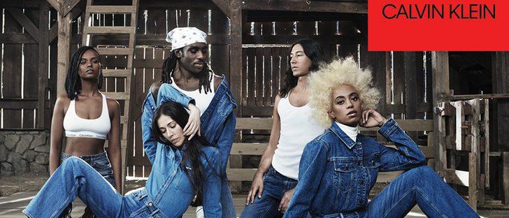 """""""Our Family. #MyCalvins"""": Solange Knowles protagoniza la nueva campaña internacional de Calvin Klein"""