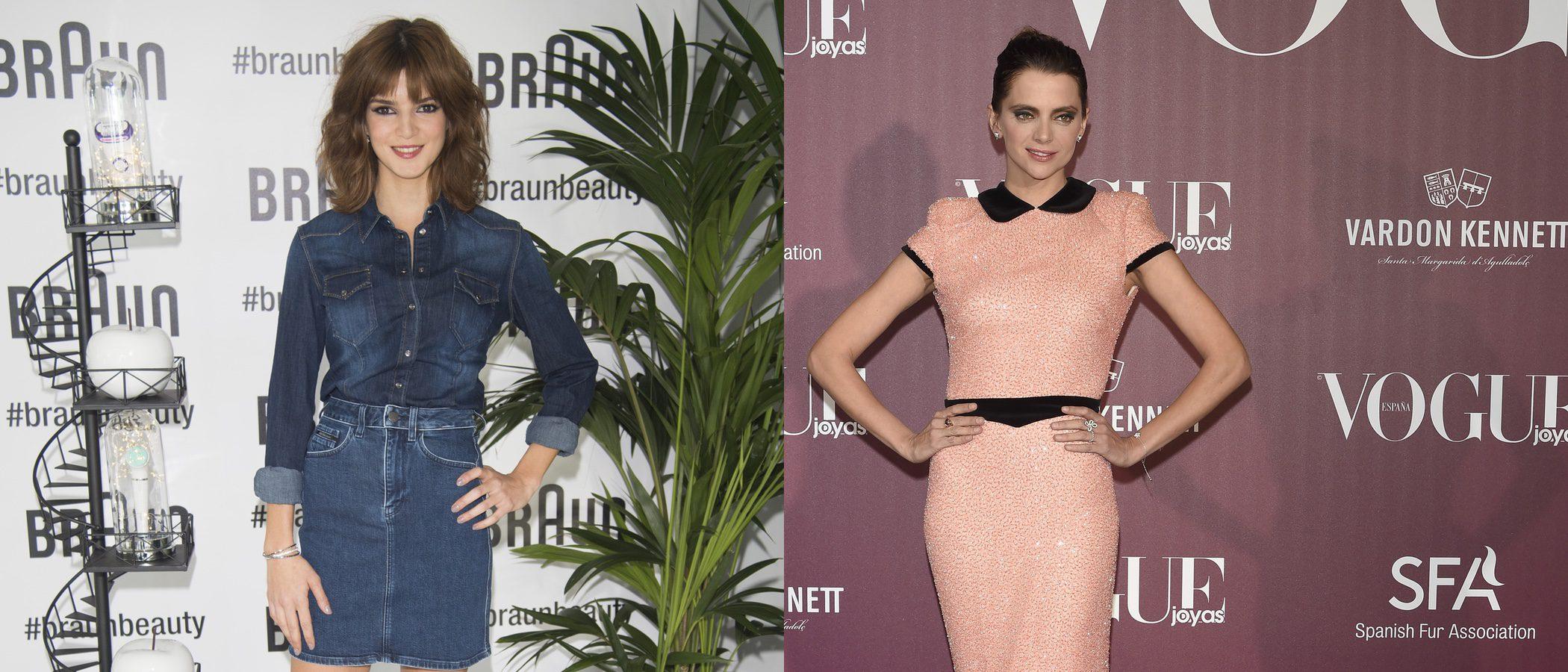 Clara Lago y Macarena Gómez, las mejor vestidas de la última semana de noviembre