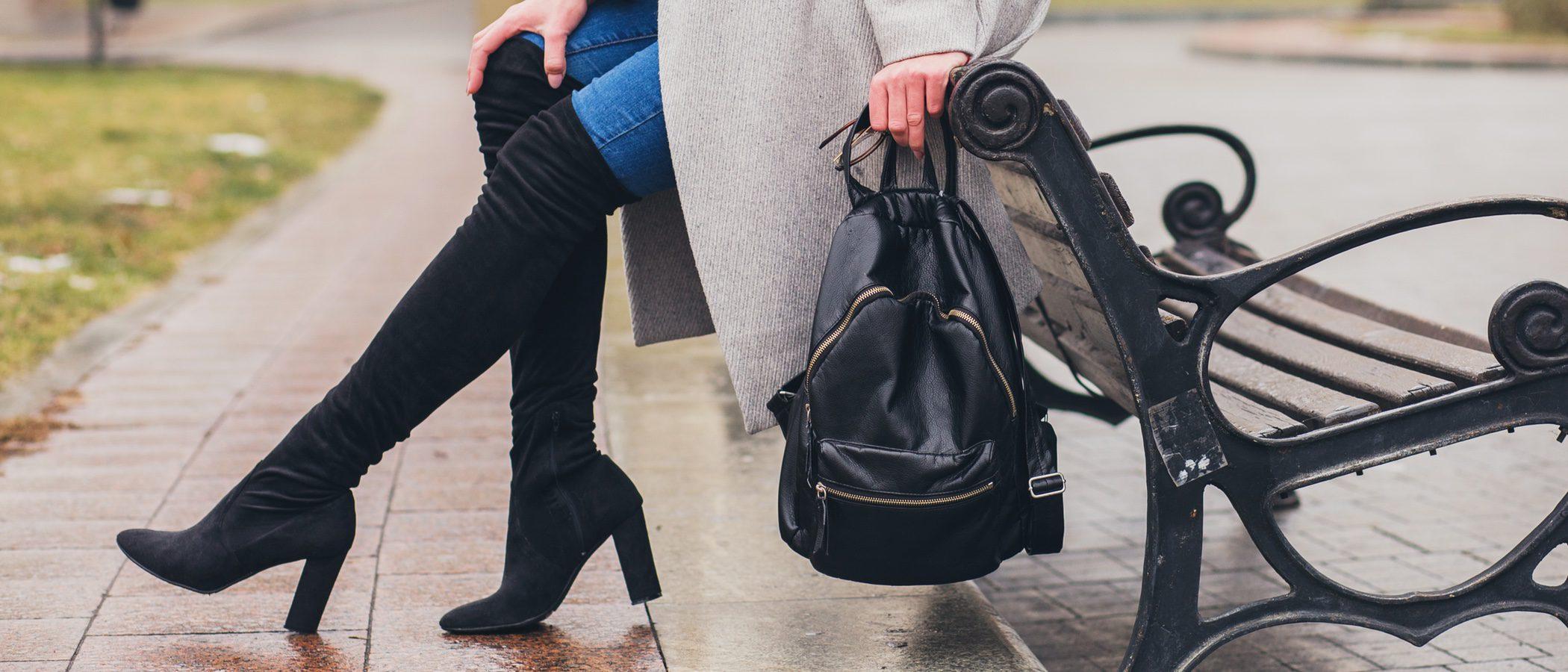 Botas 'over the knee': guía de estilo para lucir botas altas XL