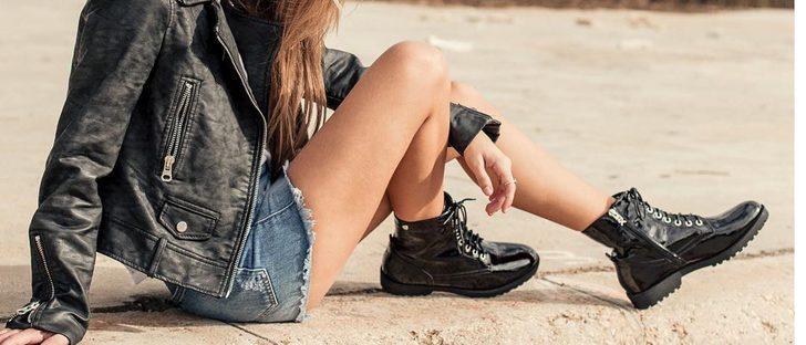 Xti se une al estampado militar con su colección de botas para este invierno 2017