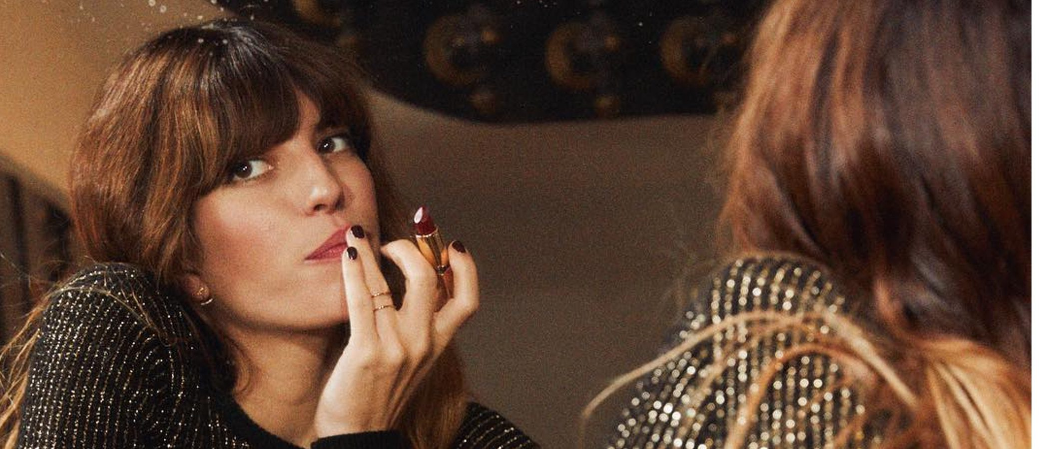 & Other Stories escoge a Lou Doillon como su musa para Navidad