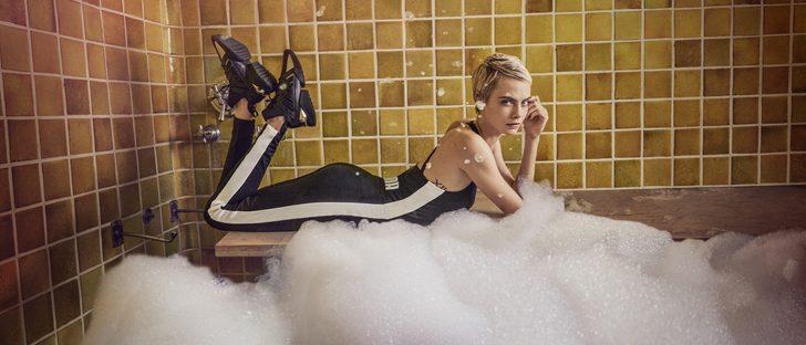 Puma te anima a ser tu propia musa con la campaña 'Do You' y Cara Delevingne