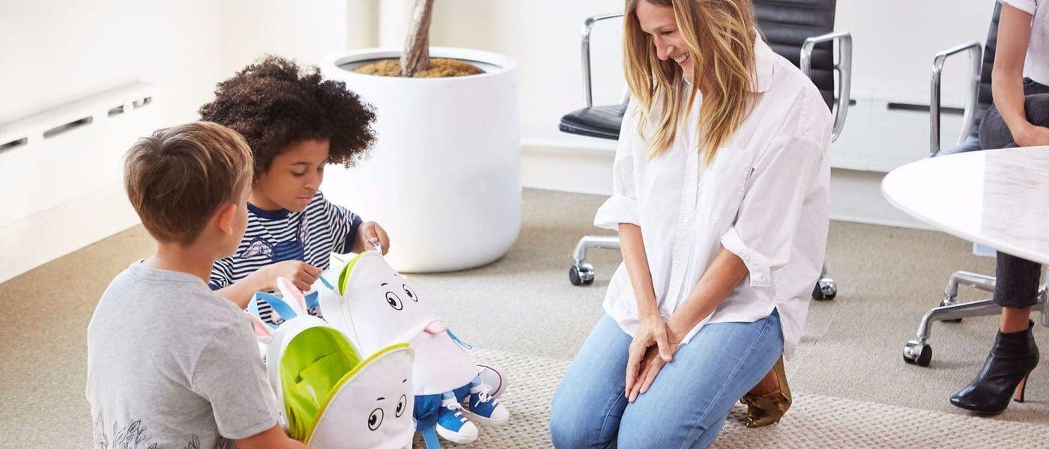 Sarah Jessica Parker diseña una colección de moda infantil para GAP Kids