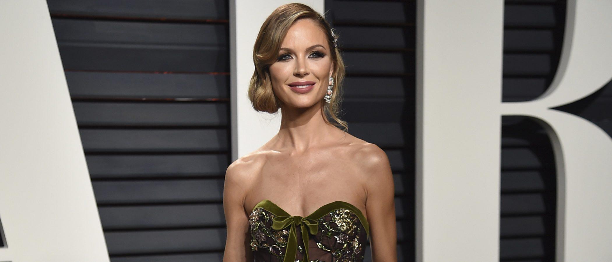 Georgina Chapman vuelve con Marchesa a las pasarelas de Nueva York en febrero