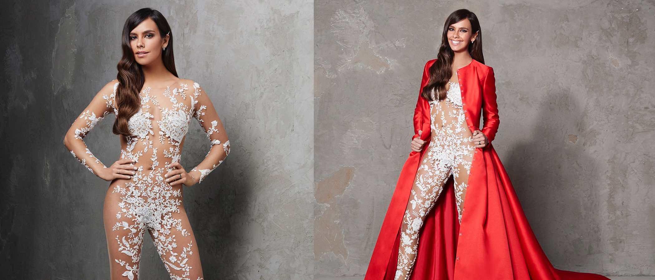 Cristina Pedroche volvió a sorprender con su no-vestido para dar las Campanadas 2017