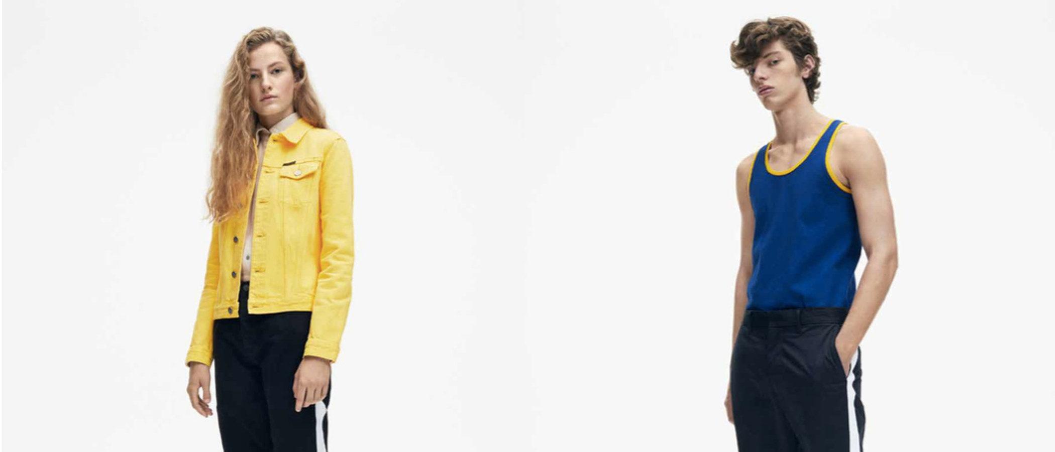 Calvin Klein presenta su colección jeans para esta primavera 2018