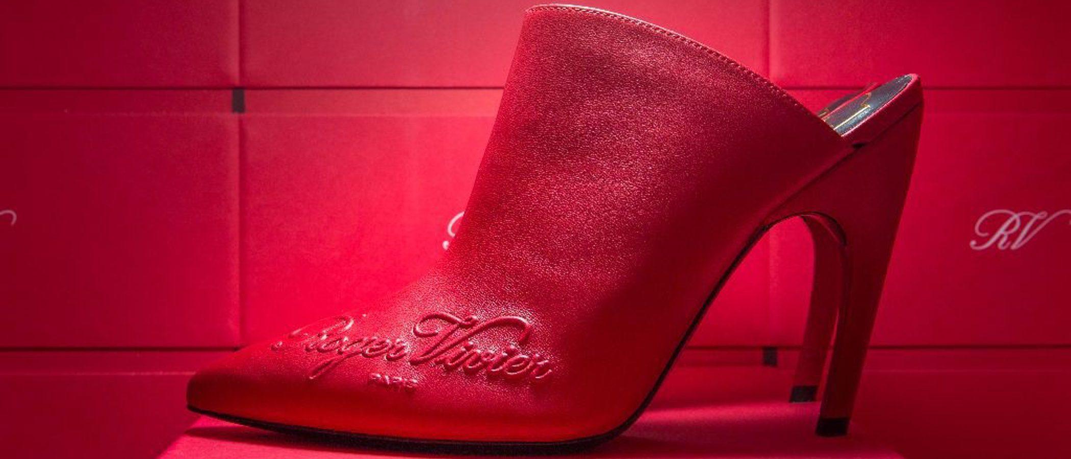 Siéntete como una diva con la nueva colección de Roger Vivier para brillar en San Valentín 2018