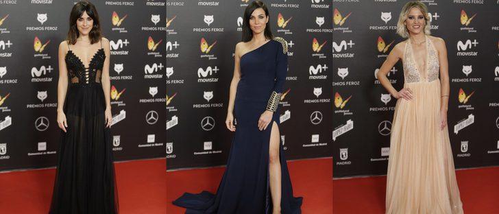 Macarena García, Nerea Garmendia y Ana Fernández entre las mejor vestidas de los Premios Feroz 2018