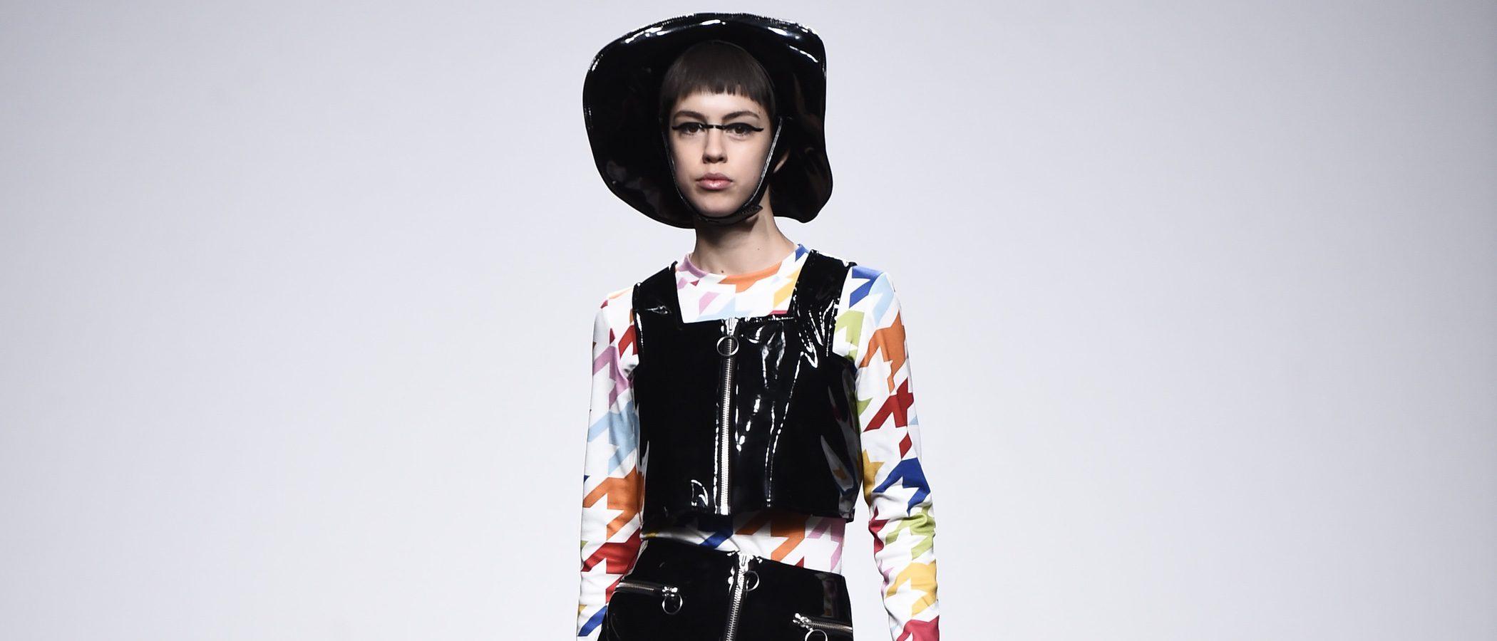 El enfoque futurista de María Escote en la campaña otoño/invierno 2018/2019 en la Madrid Fashion Week