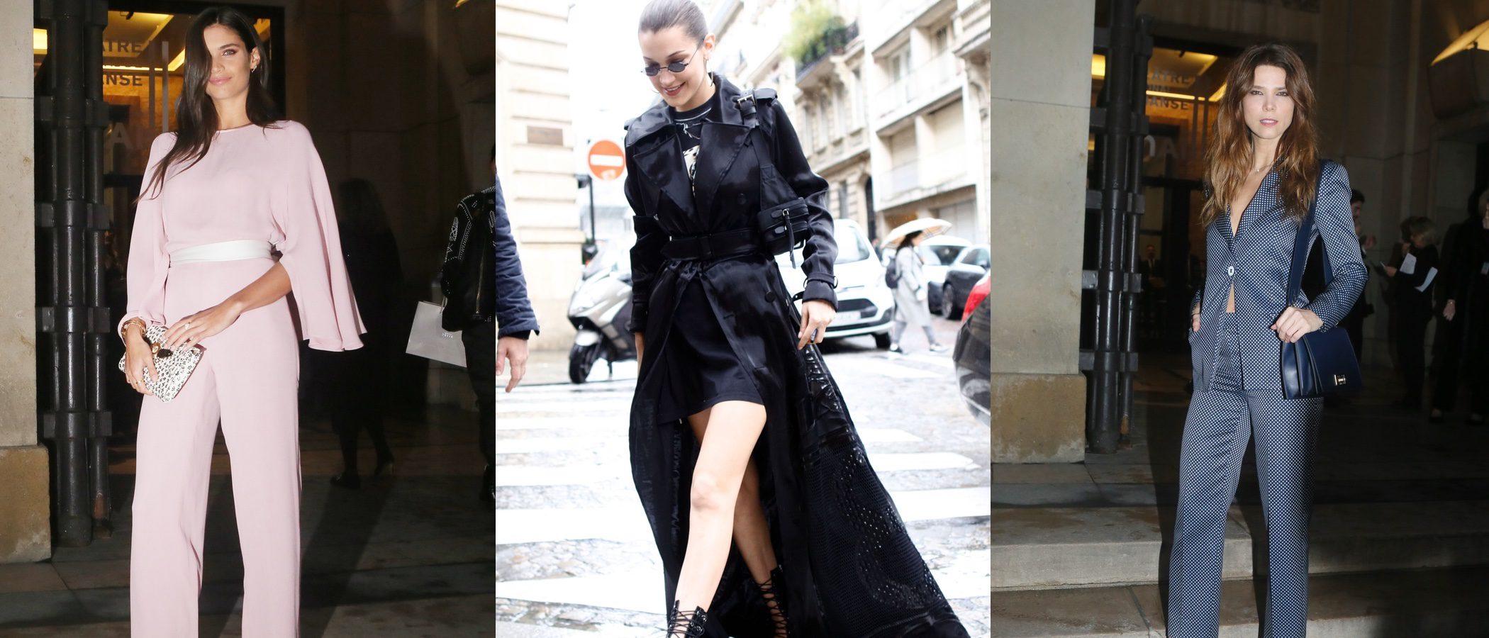 Sara Sampaio, Bella Hadid y Juana Acosta entre las mejor vestidas de las semana