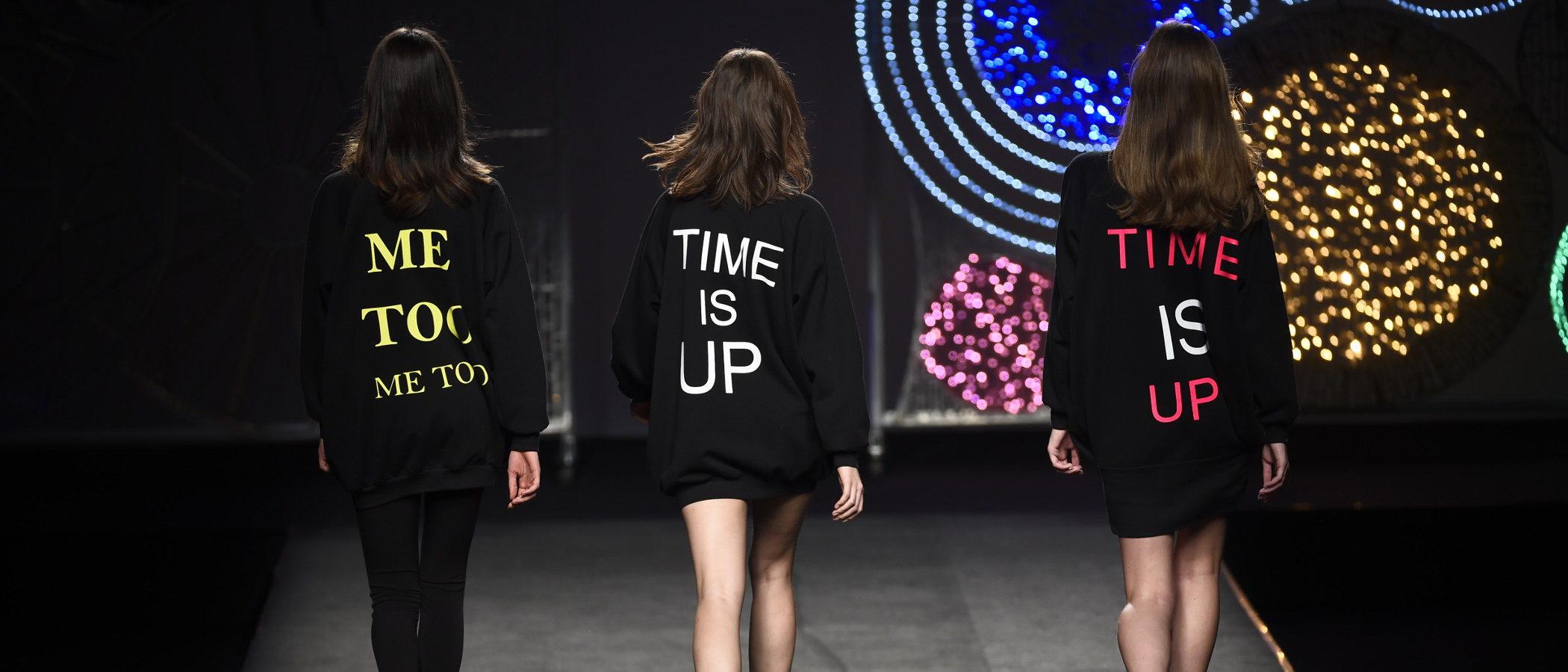 Juana Martín llama al optimismo en su colección otoño/invierno 2018/2019 para Madrid Fashion Week