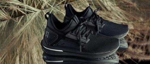 Puma y The Weekend presentan las nuevas zapatillas Ignite Limitless SR