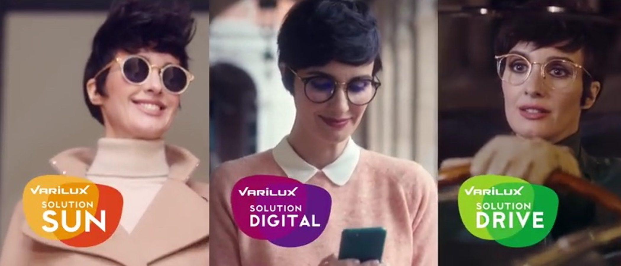 Paz Vega, imagen de la nueva campaña de Varilux 2018