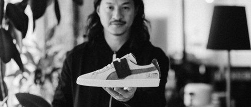 Puma se fusiona con el arte de Michael Lau en la nueva campaña 2018