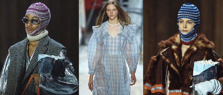 La colección mas aventurera de Calvin Klein para otoño 2018 en la Nueva York Fashion Week