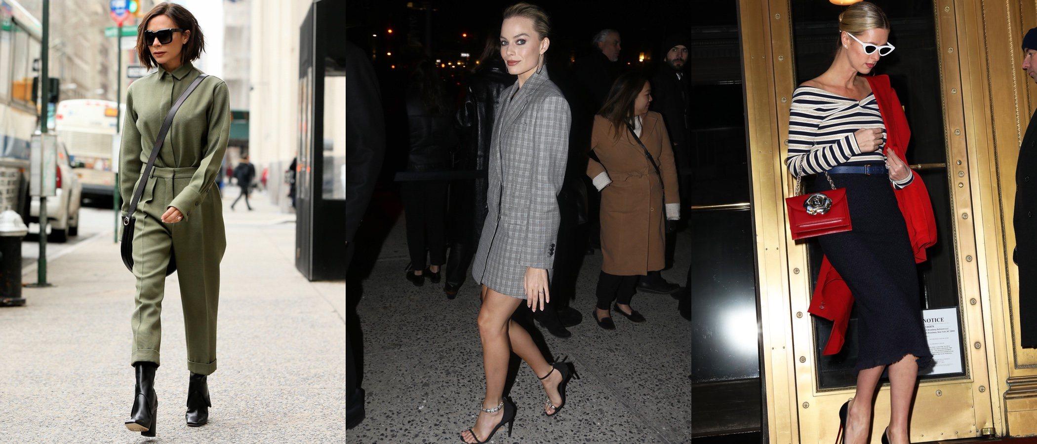 Edurne, Nicky Hilton y Margot Robbie, entre las mejor vestidas de la semana
