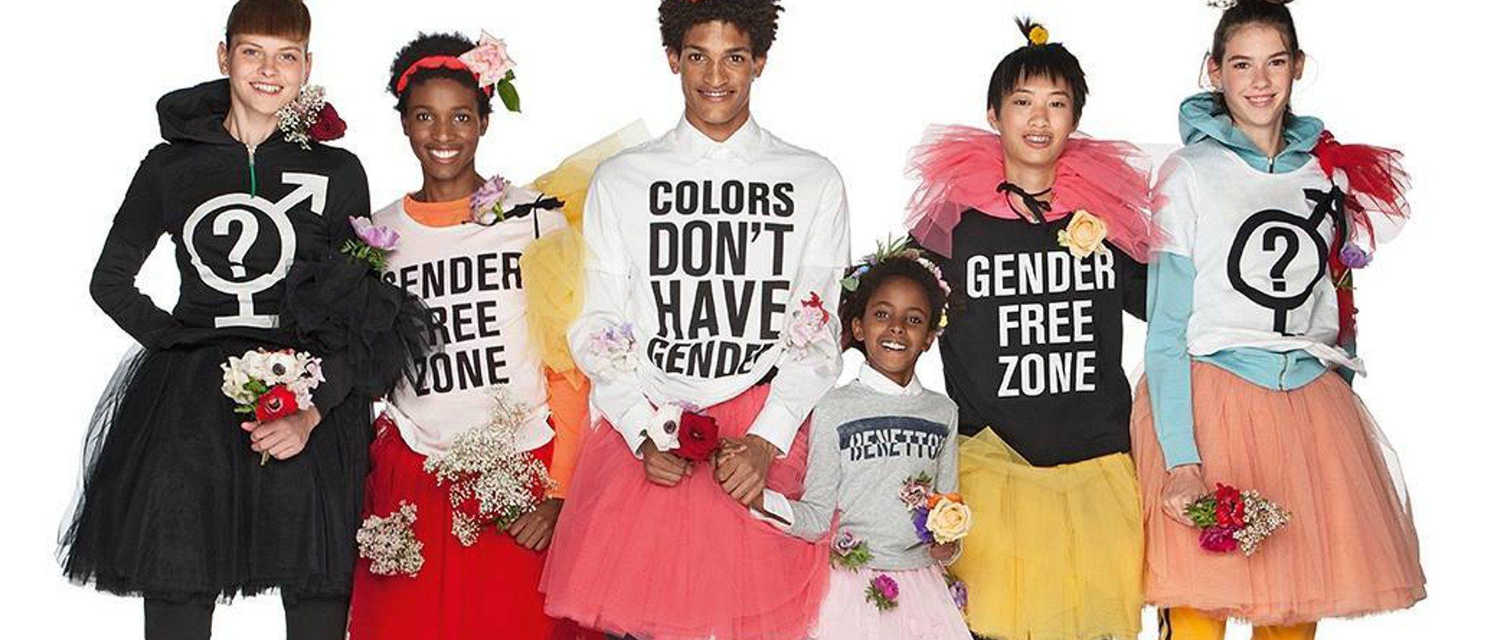 United Colors Of Benetton lanza una mini colección con mensajes positivos