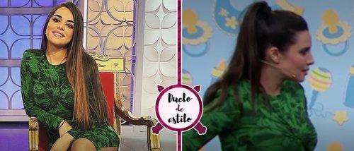 El vestido de Zara favorito de las celebs: Violeta Mangriñan ('MyHyV') y Pilar Rubio ya lo han lucido