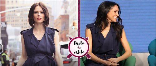 Meghan Markle y Coco Rocha se decantan por el mismo Jason Wu. ¿A quién le sienta mejor?