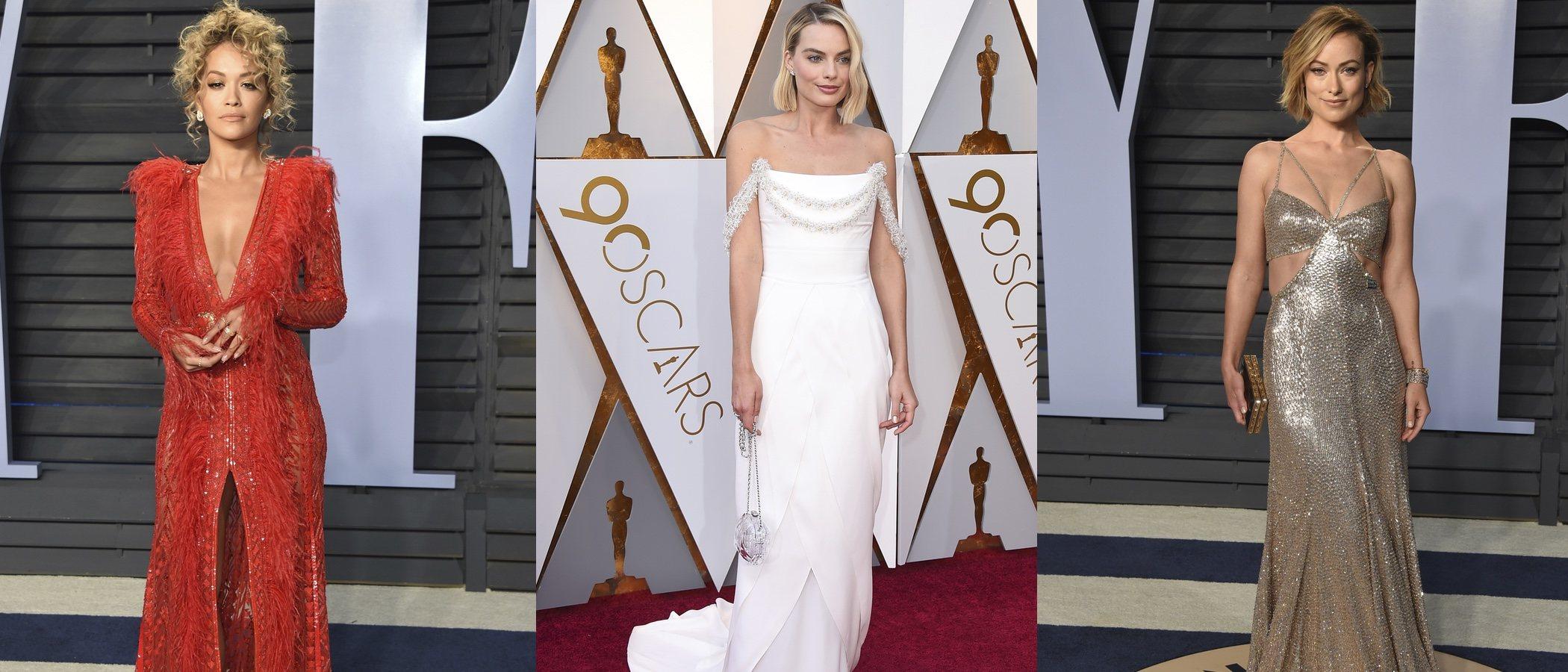 Margot Robbie, Olivia Wilde y Rita Ora, entre las mejor vestidas de la semana