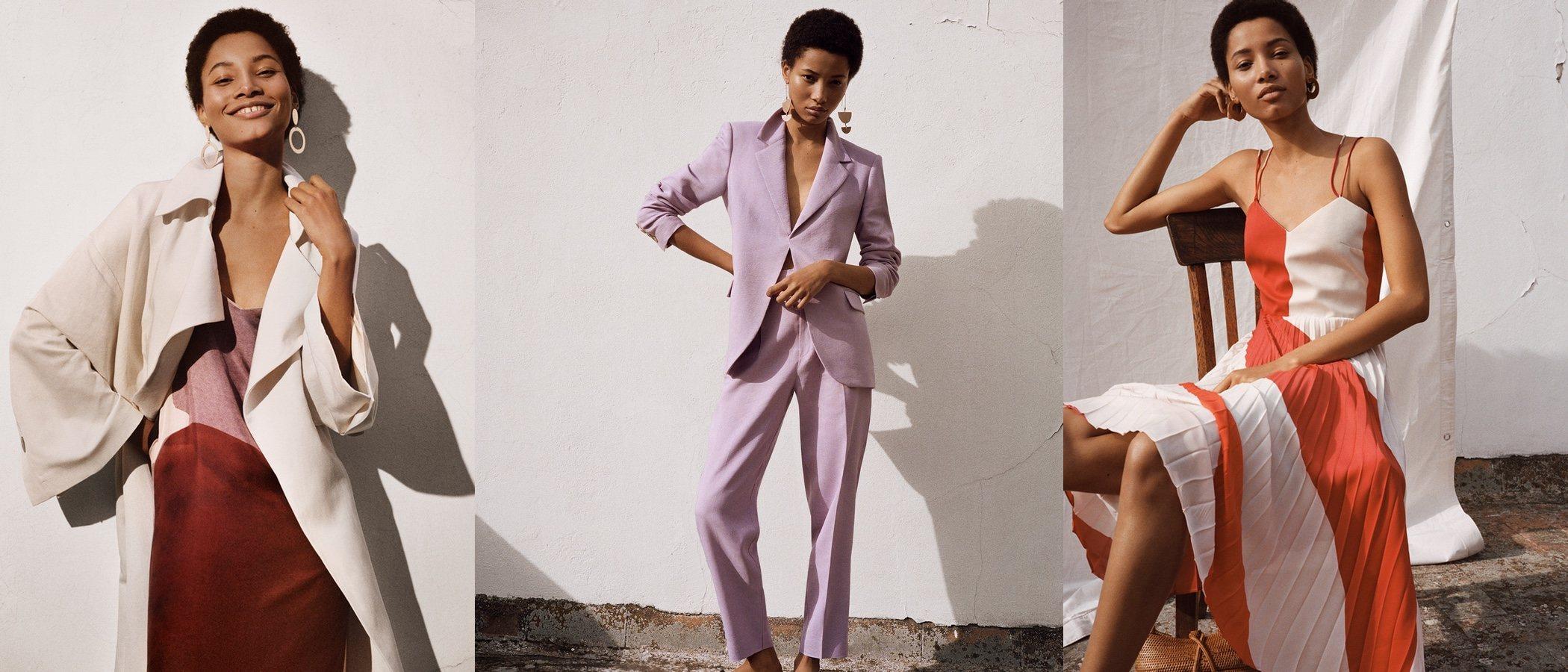 Mango presenta Spring Shapes, su colección más elegante para la primavera 2018