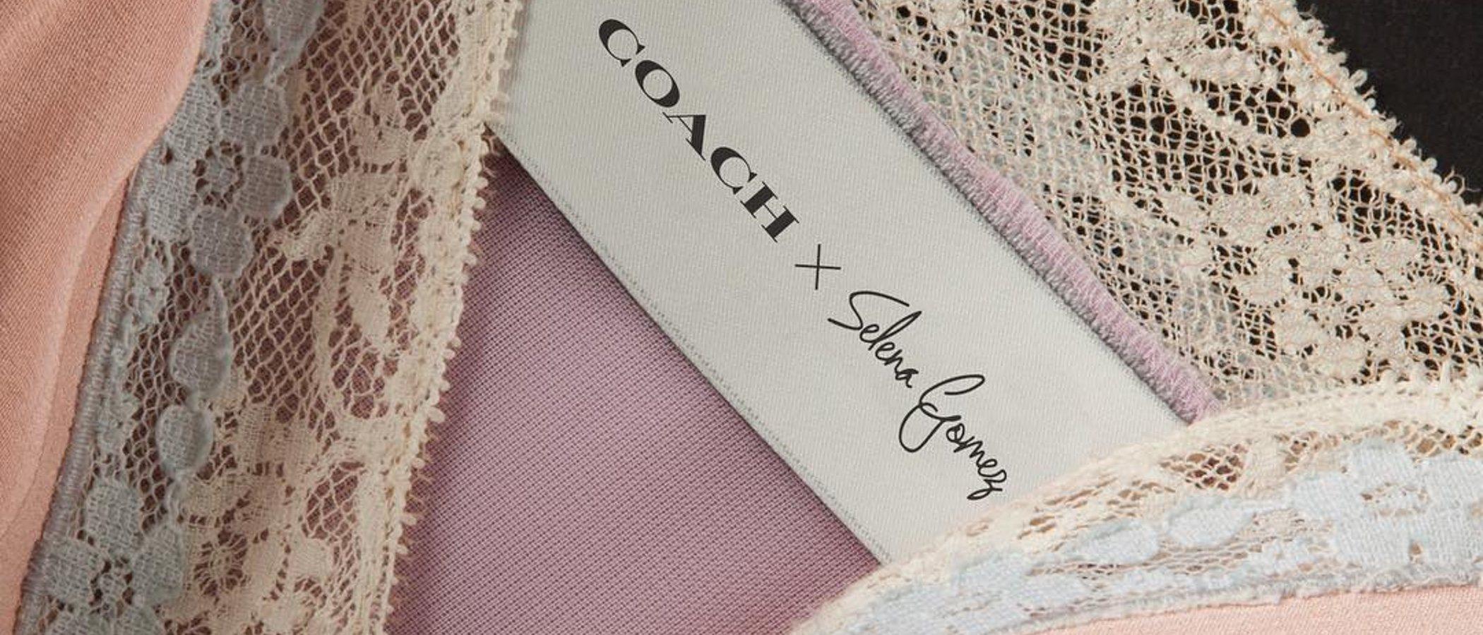 CoachxSelena: Selena Gomez lanzará una línea de ropa con Coach para este otoño
