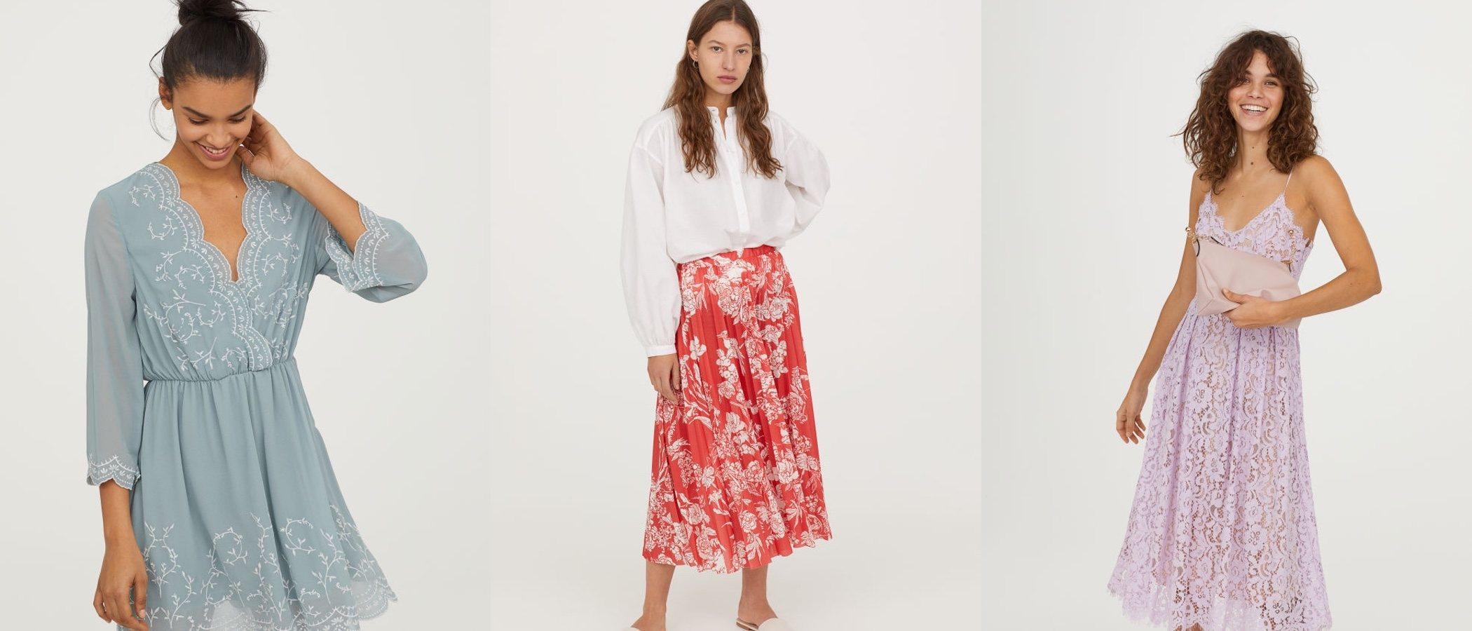 H&M nos hace brillar la próxima primavera 2018 con su nueva colección
