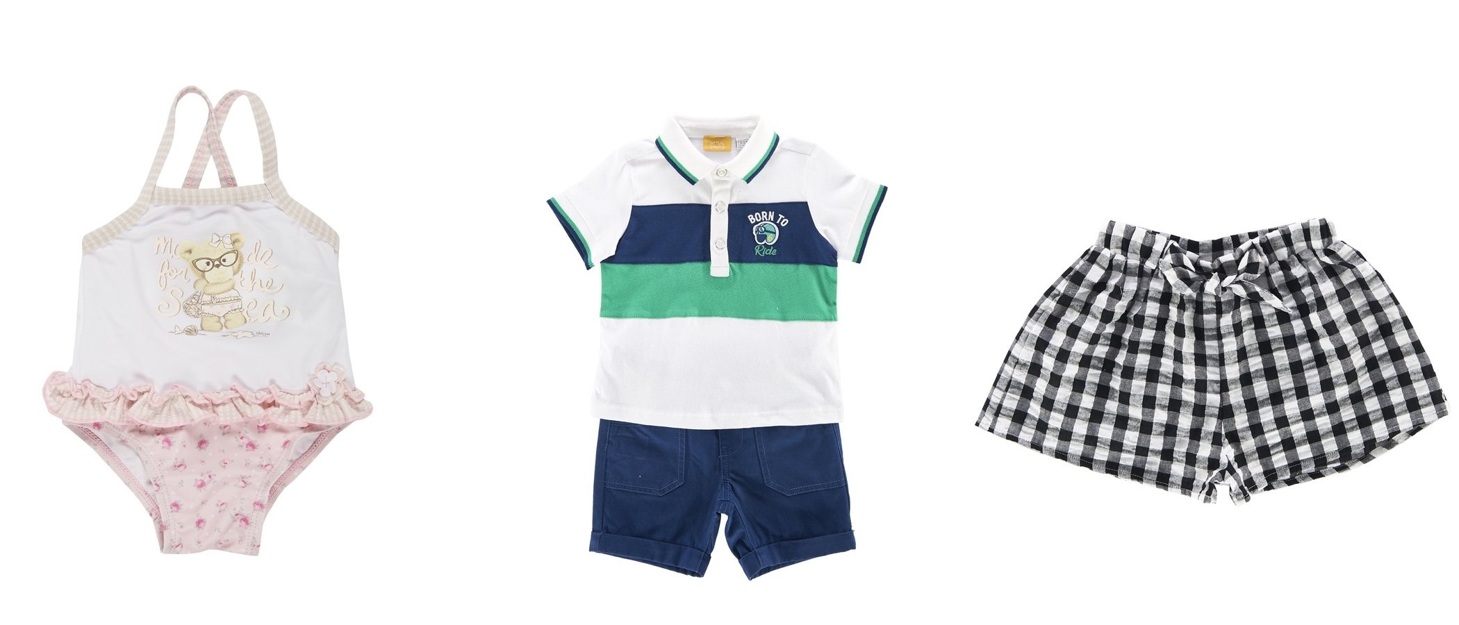 Chicco presenta su nueva y divertida colección primavera/verano 2018