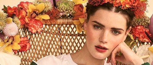 La última campaña de Stradivarius rinde homenaje a Frida Kahlo