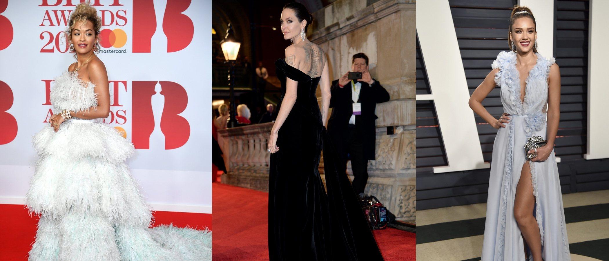 Ralph & Russo: el diseñador nupcial de Meghan Markle es el preferido de las famosas