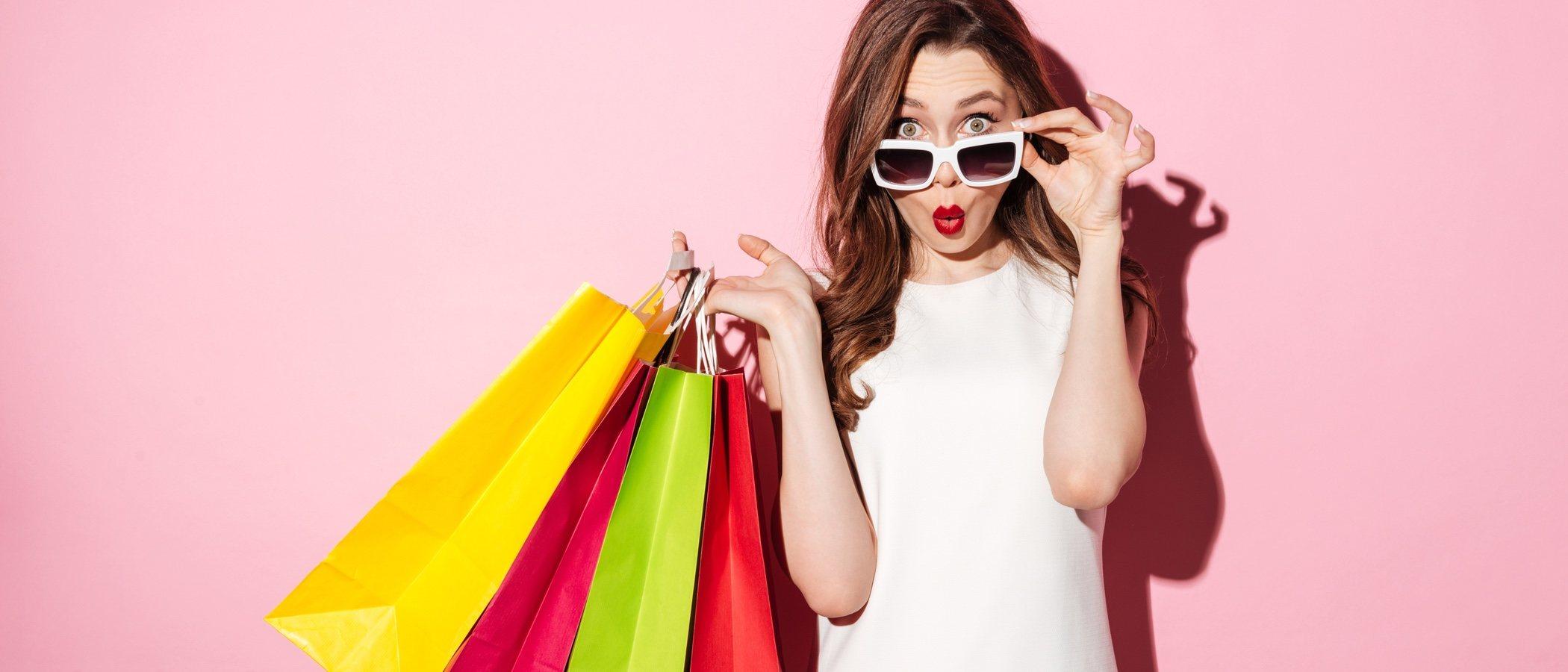 Cómo vestirse para ir de compras - Bekia Moda