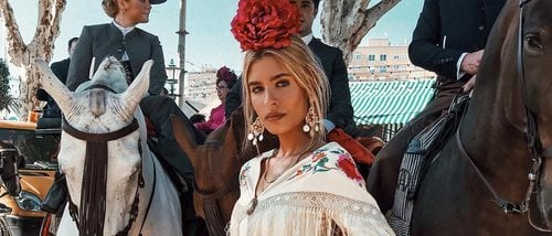 5 looks perfectos para ir a la Feria de Abril de Sevilla