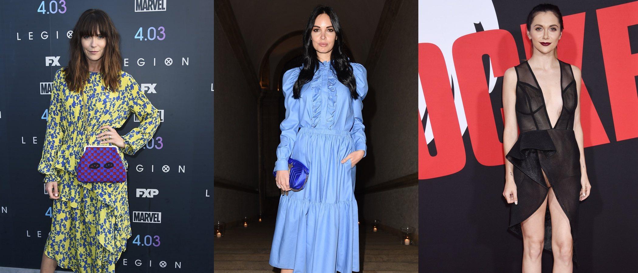 Alyson Stoner, Michela Quattrociocche y Katie Aselton, entre las peor vestidas de la semana