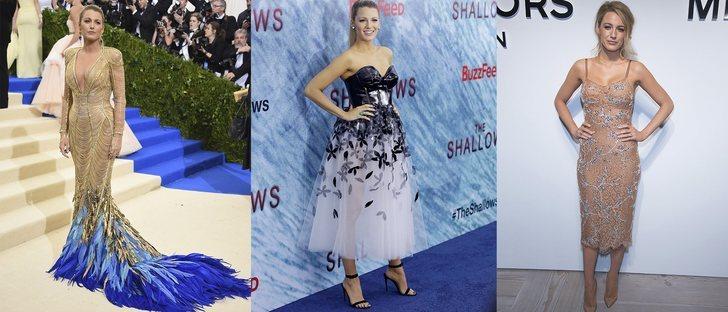 La evolución de estilismos de Blake Lively, la elegancia convertida en actriz