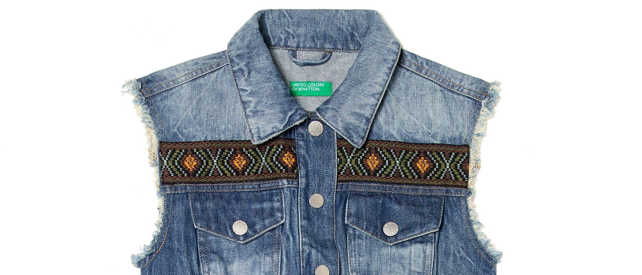 La selección de piezas de la primavera/verano 2018 de Benetton inspira los looks de Coachella