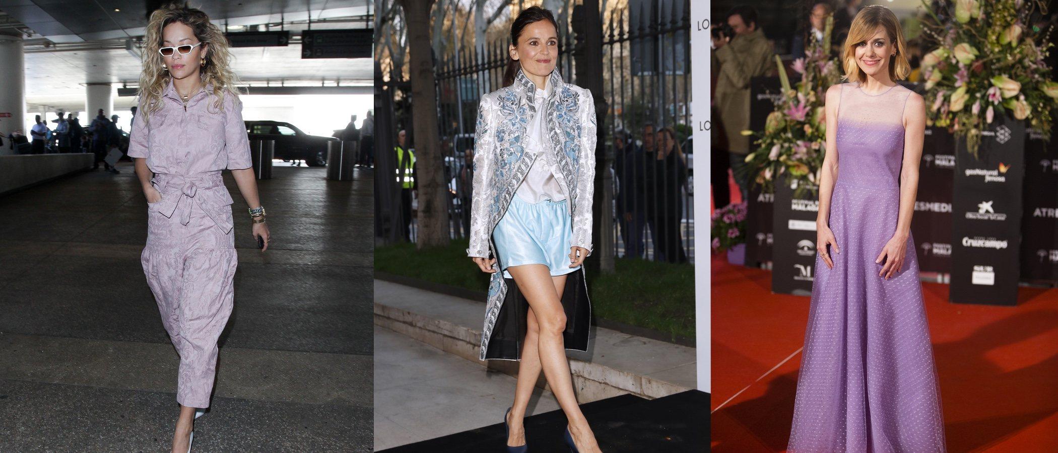 Elena Anaya, Alexandra Jiménez y Rita Ora entre las mejor vestidas de la semana