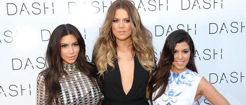 Kim Kardashian, Kourtney Kardashian y Khloe Kardashian cierran sus tiendas de ropa Dash