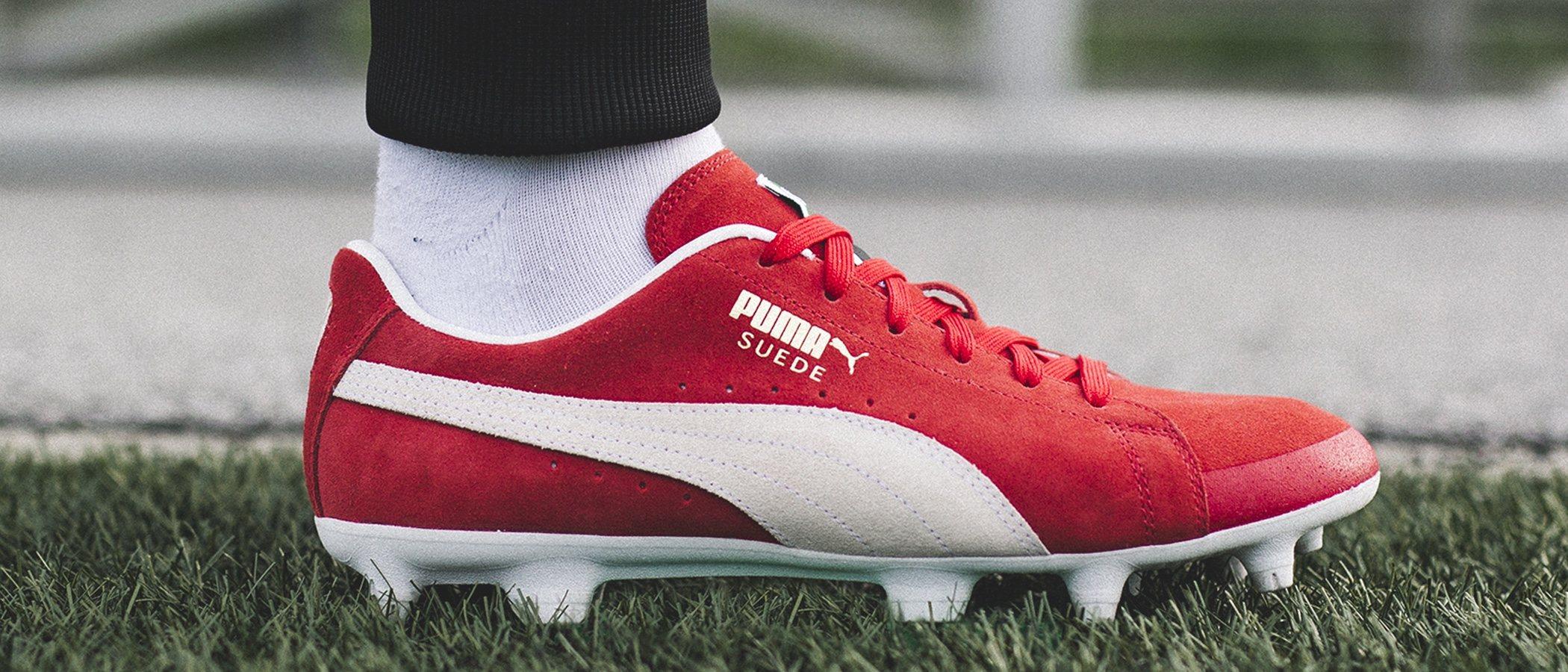 'Future Suede', la colección homenaje de Puma a su clásica zapatilla