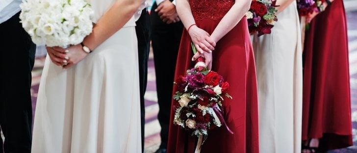 Vestidos de noche para boda en hacienda