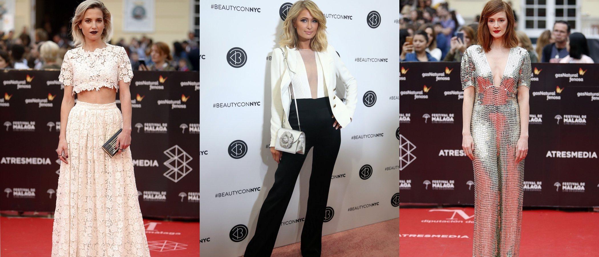 Ana Fernández, Sandra Escacena y Paris Hilton entre las mejor vestidas de la semana