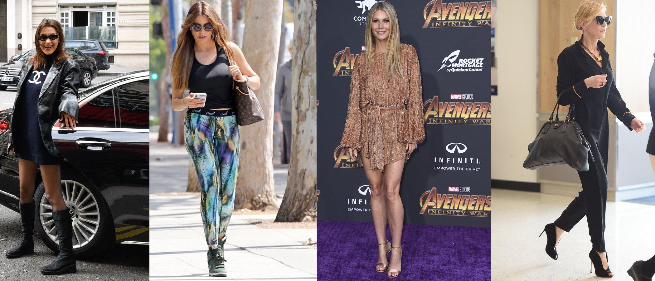Gwyneth Paltrow, Cate Blanchett y Sofía Vergara entre las mejor vestidas de la semana