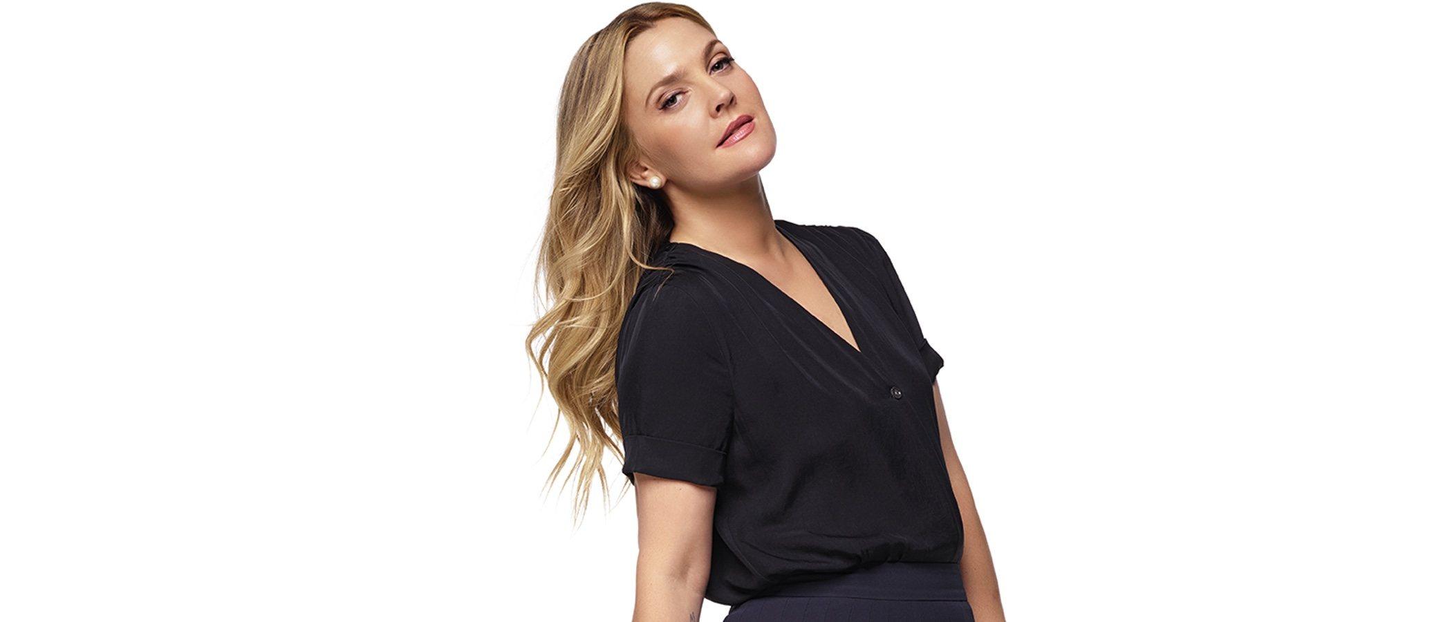 Drew Barrymore colabora con Crocs en su nueva colección