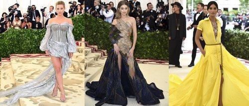 Blake Lively y Gigi Hadid, entre las mejor vestidas de la Met Gala 2018