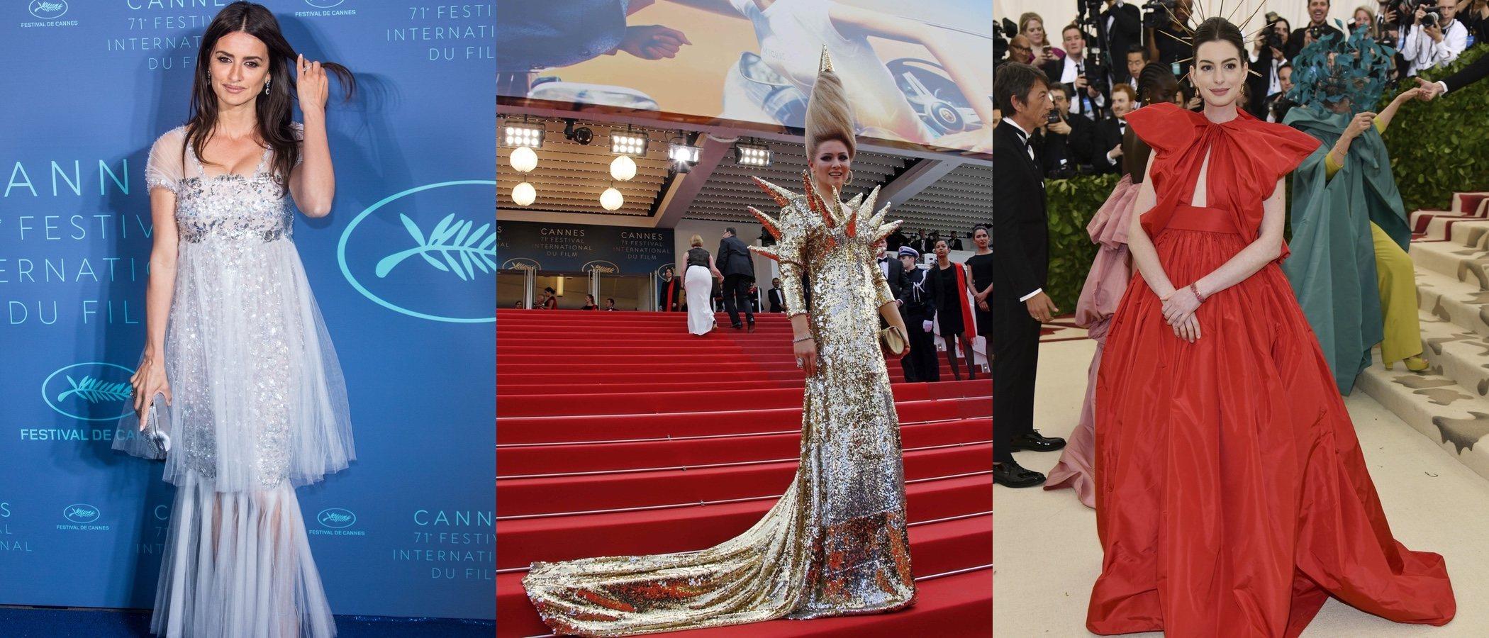 Penélope Cruz, Anne Hathaway y Elena Lenina entre las peor vestidas de la semana