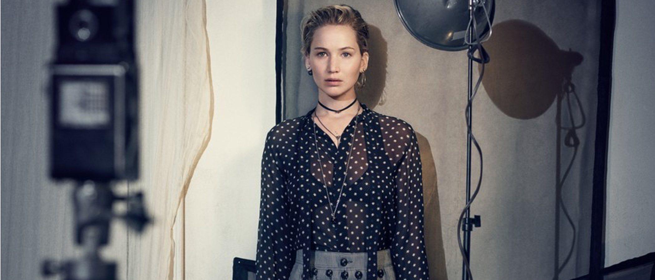 Jennifer Lawrence repite como musa de Dior en su nueva colección otoño 2018