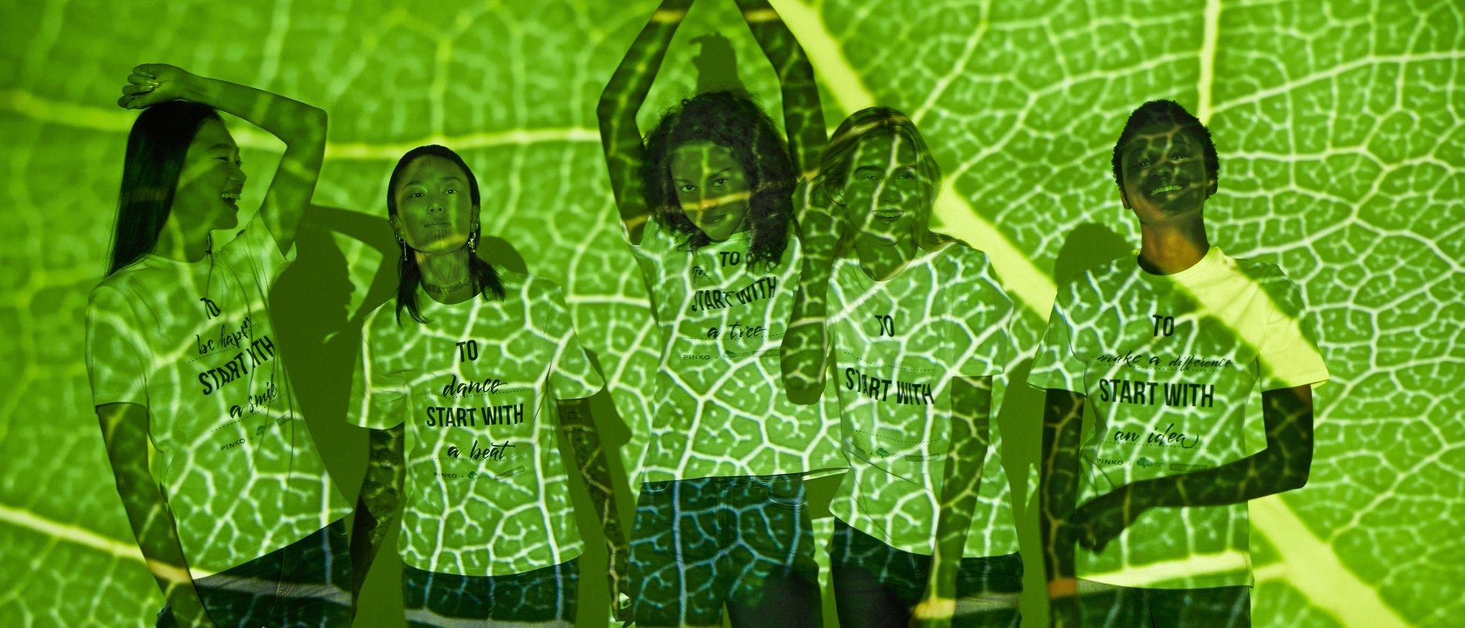 'Bosque Pinko', el nuevo proyecto sostenible de Pinko