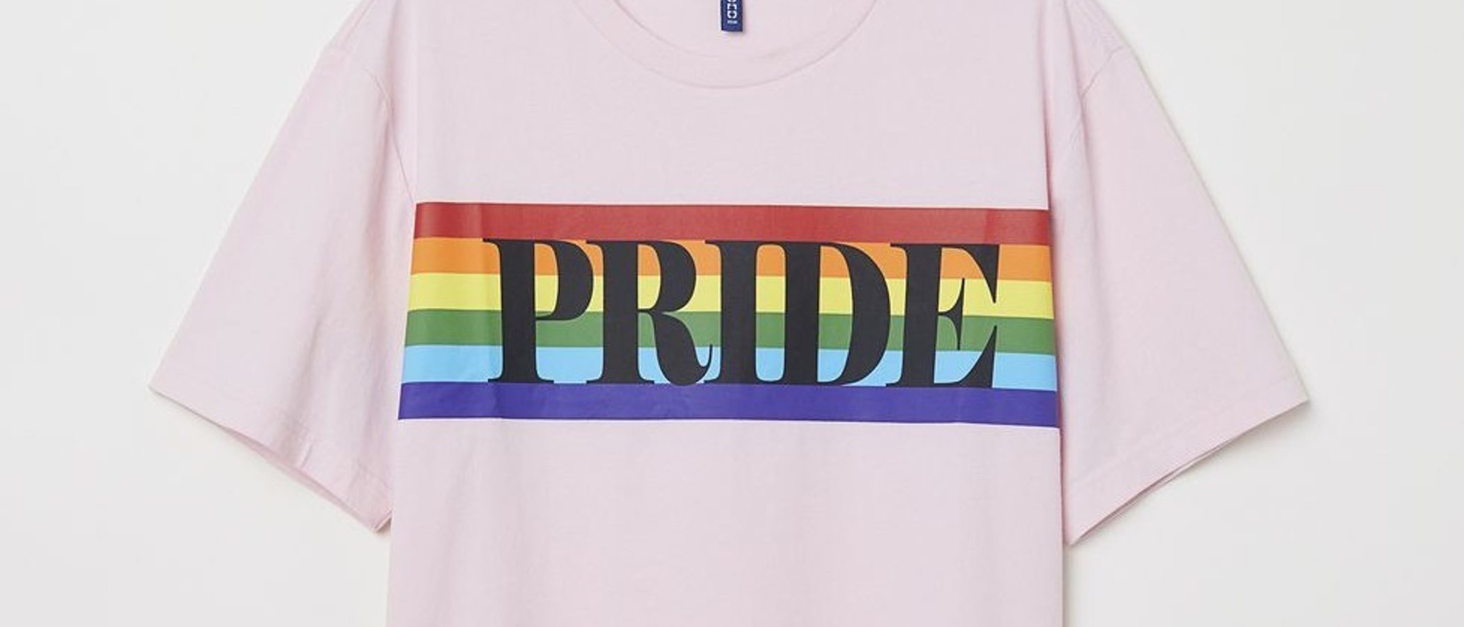 H&M presenta su primera colección para celebrar el Orgullo Gay 2018