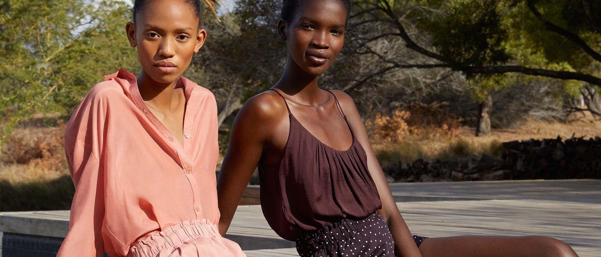 Oysho se inspira en un safari para su nueva colección verano 2018